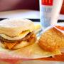 【ダイエット3日目】ダイエット終了の危機・・・朝マック食べちゃった。(マクドナルド/カロリー)